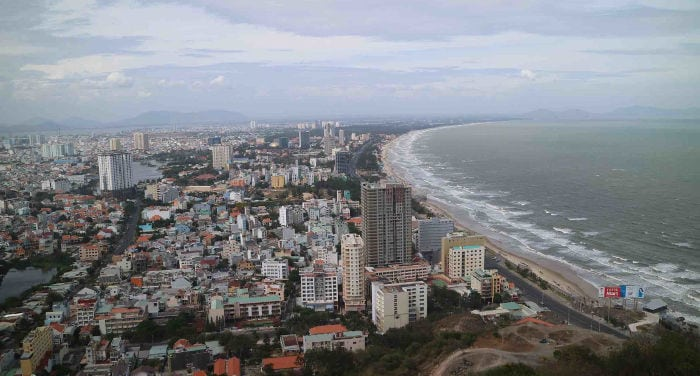 Travel to Vung Tau