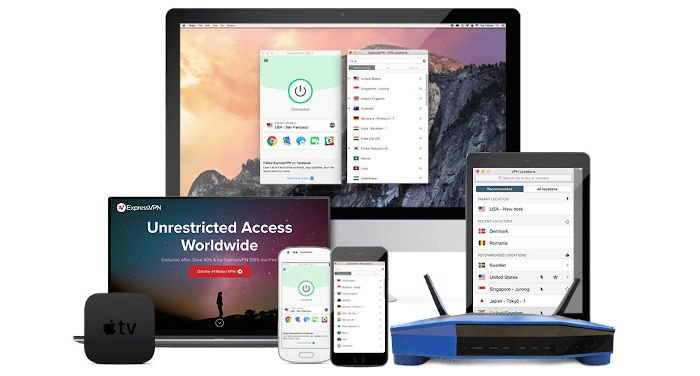 Express VPN in China review