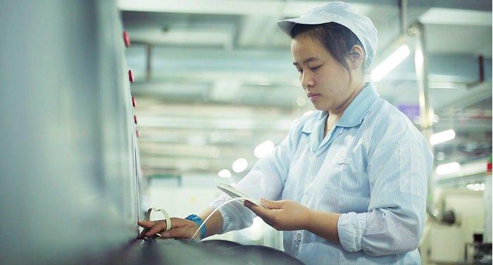 Hiring locally in China