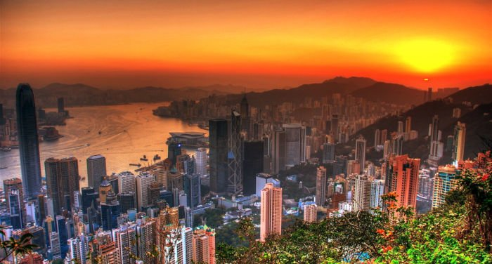 Living and working in Hong Kong