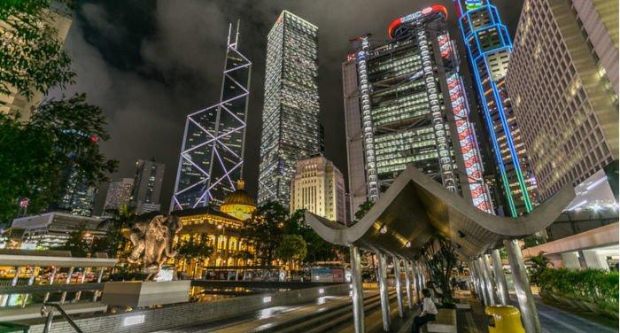 Travel to Hong Kong