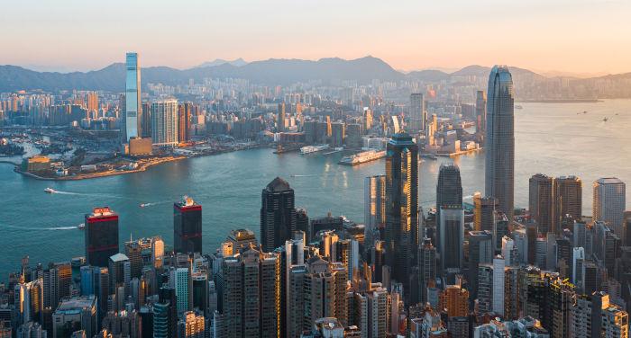 Internship in Hong Kong