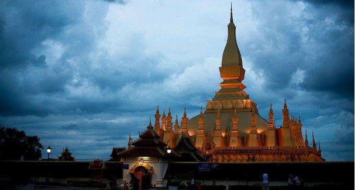 Traveling to Vientiane