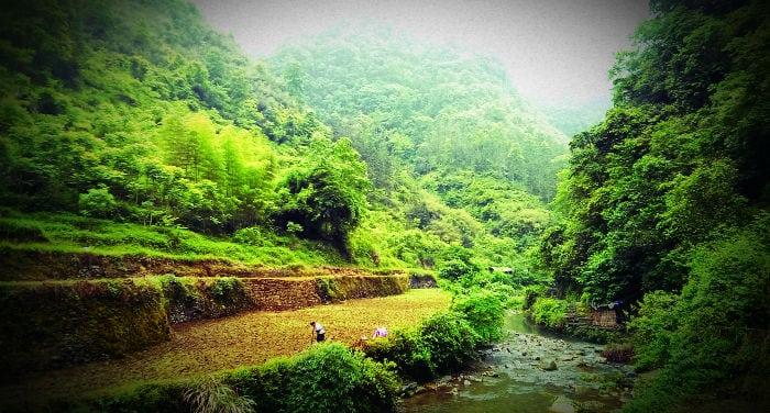 travel to Hunan China