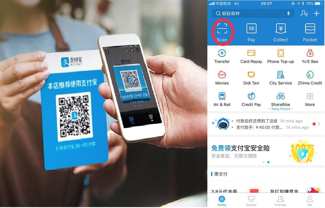 How to Use Alipay in China for Foreigners - The Complete Guide