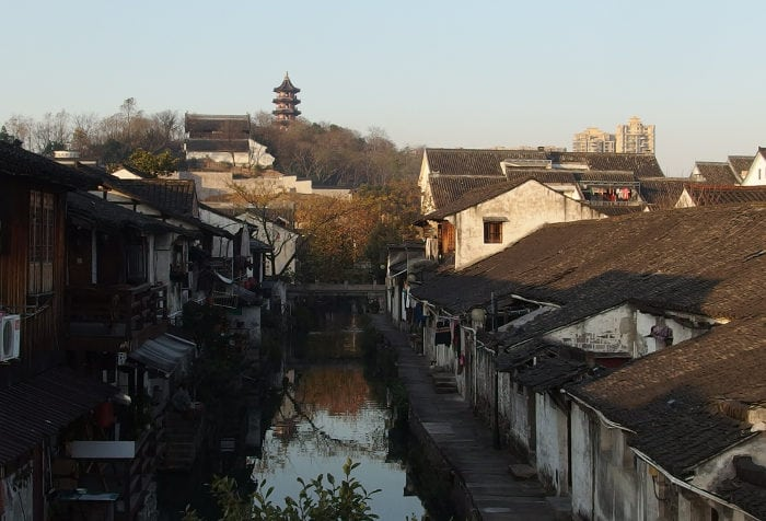 Jishan Quarter, Shaoxing