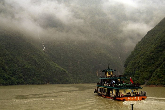 The Three Gorges, Chongqing