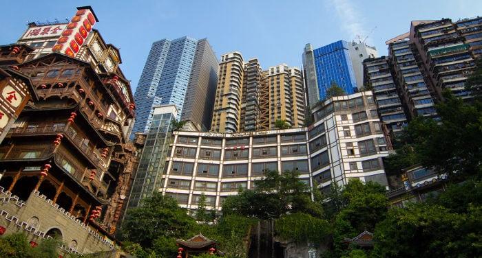 Traveling to Chongqing