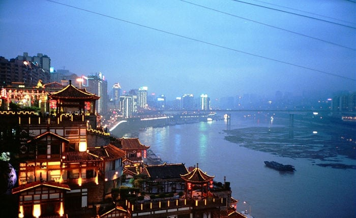 Visiting Chongqing