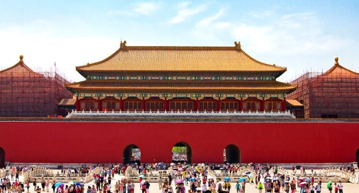 The meaning of colors in China