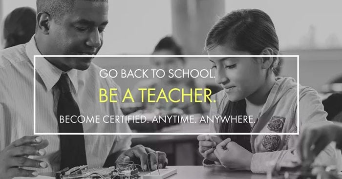 become certified teacher china