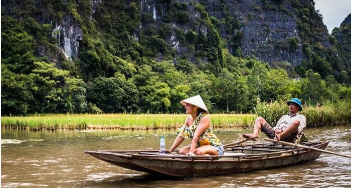 Traveling to Ninh Binh