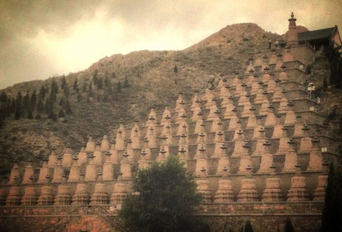 Pagodas, Ningxia