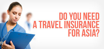 travel insurance for Asia