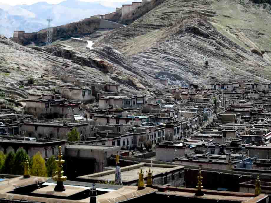 Vista Monasterio Palcho
