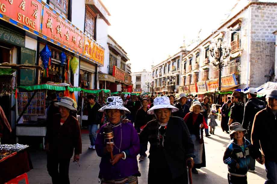 Fotos desde Lhasa