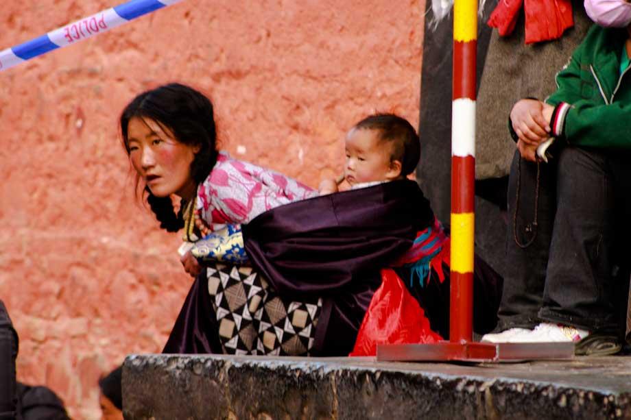 Fotos desde el Monasterio Tashilhunpo