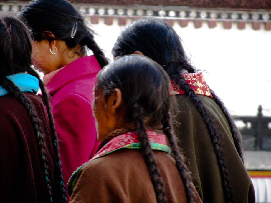 Fotos desde Tíbet