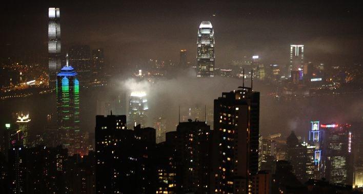 visa china hongkong