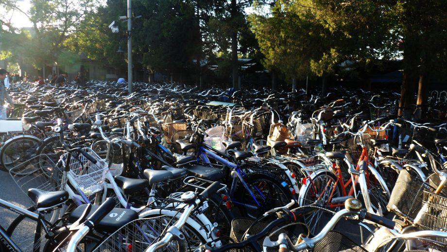 Encontrar la bicicleta