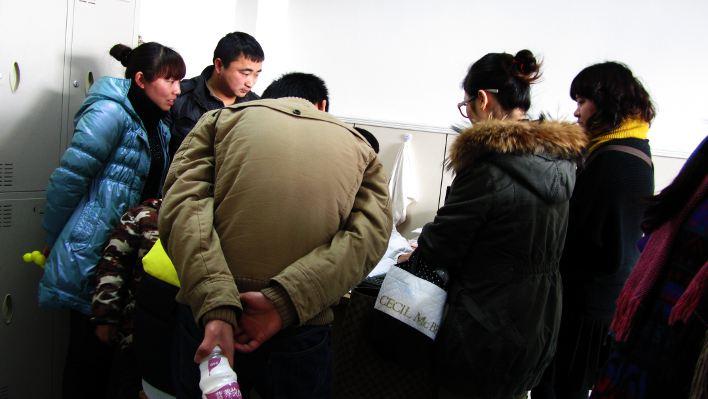 hospital en China
