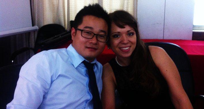 Casarse en China
