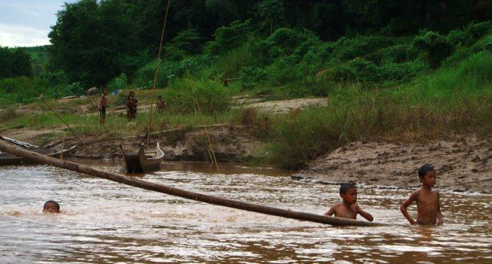 Mi viaje a Laos