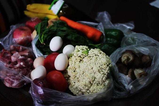 comida para perder peso en china