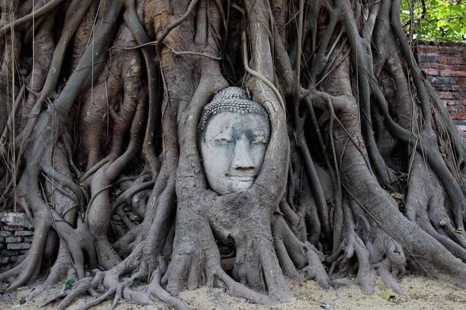 De Ayutthaya a bangkok