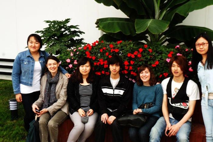 Eseñando Chino Beijing