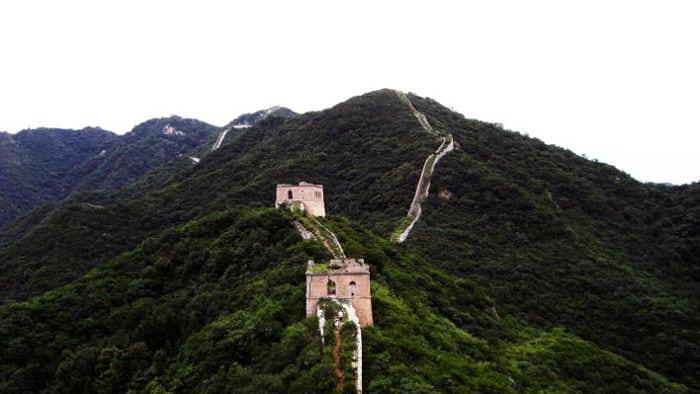 Gran Muralla Beijing