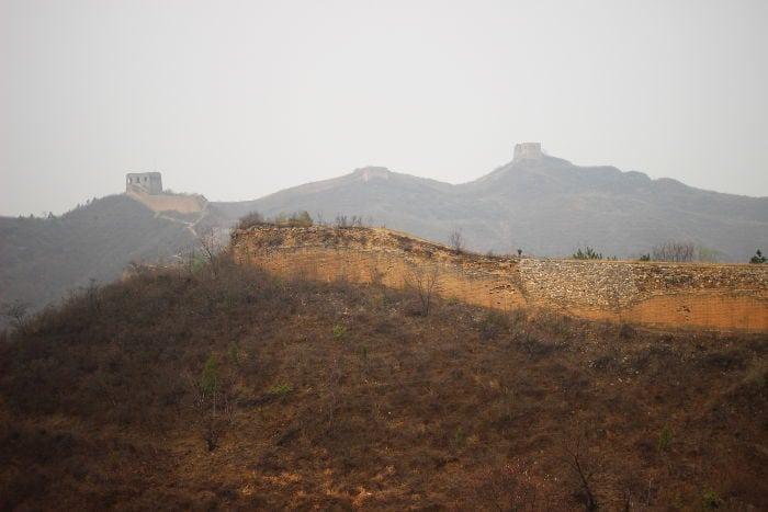 Gran Muralla China como ir