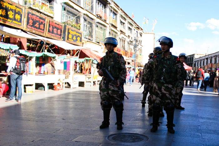 Lhasa Capital Tibet