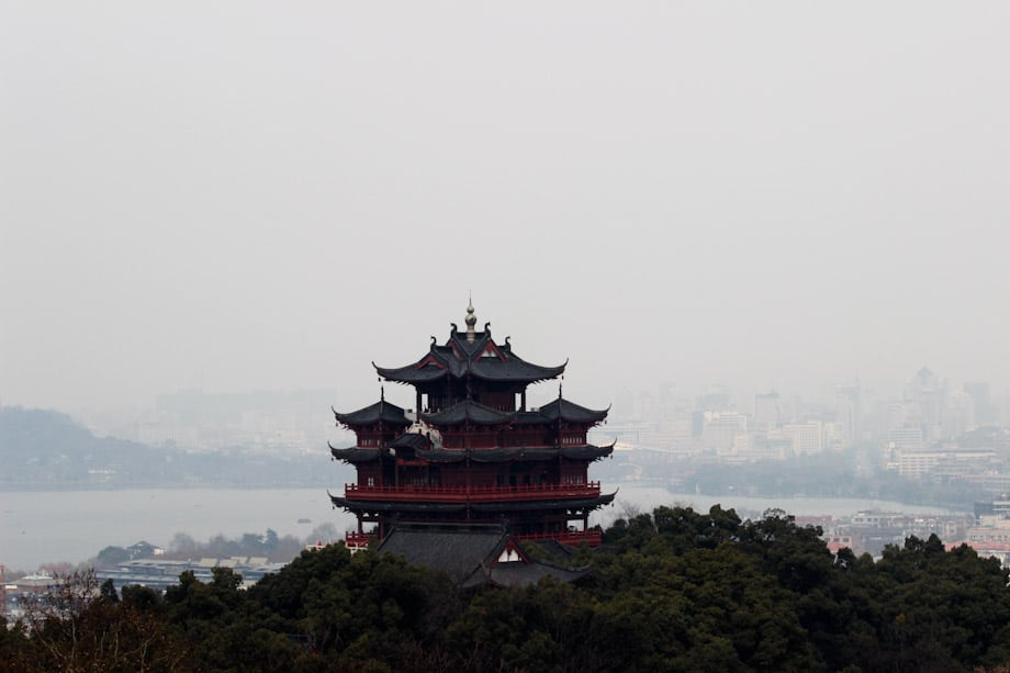 plaza Wushan Hangzhou