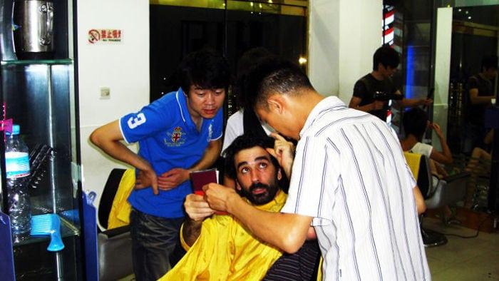 Sobrevivir en China