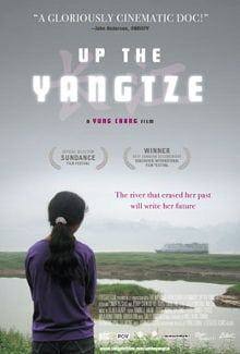 Up th yangtze