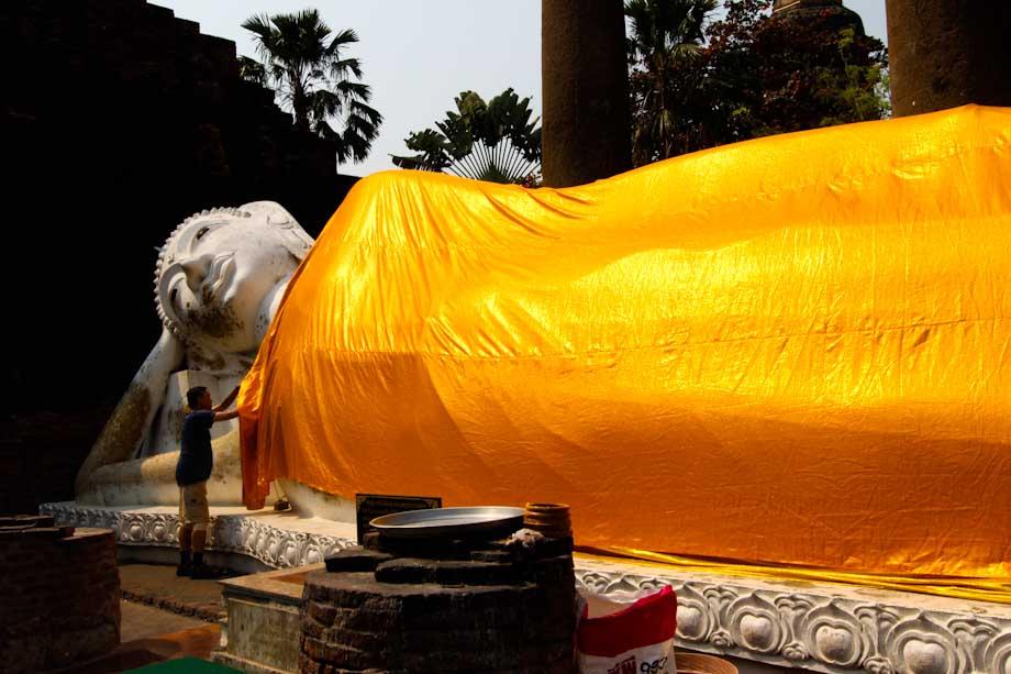 Buda Ayutthaya