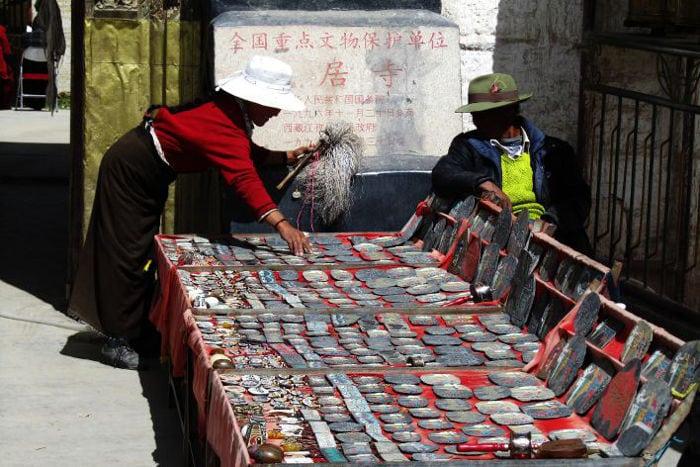 como viajar a tibet
