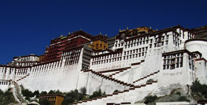viajar a tibet