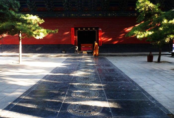 Monte Song y Templo Shaolin