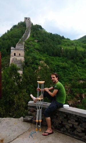 doctor en China