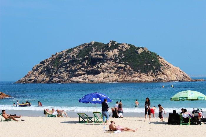 playas de Hong Kong, Shek-O
