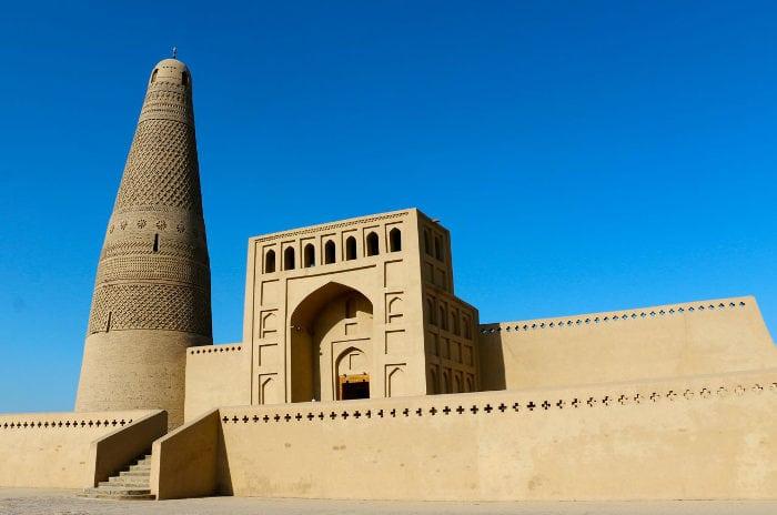 minarete de emin