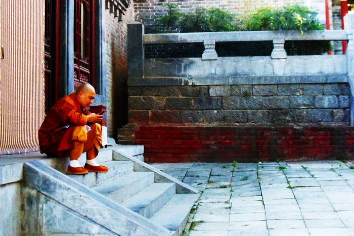 templo shaolin china