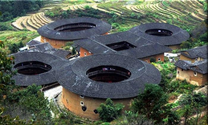 Fujian hakka tulou