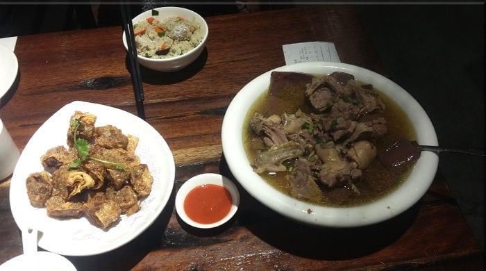 Comida Xiamen China