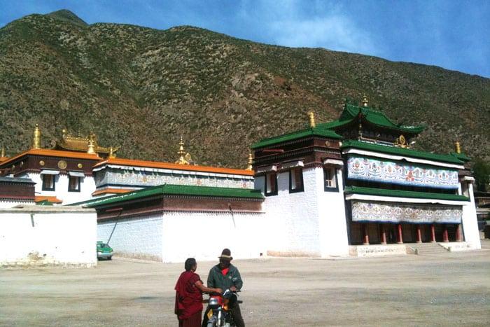 Monasterio de Labrang en Xiahe