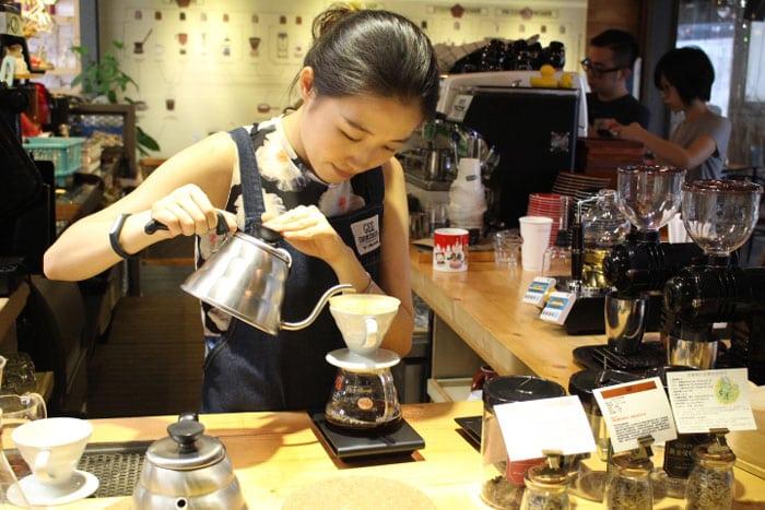 Café en Gee Rosters, OCT Loft