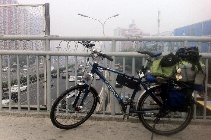 bici en Beijing
