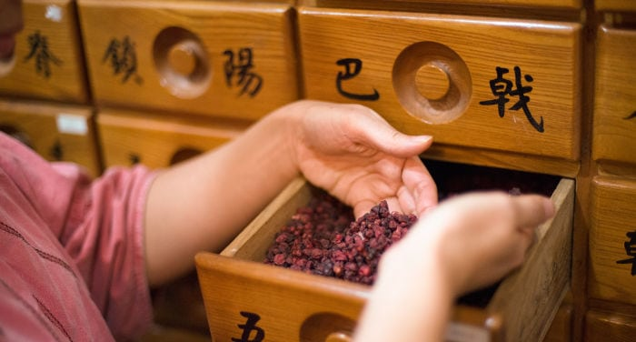 alimentacion medicina tradicional china